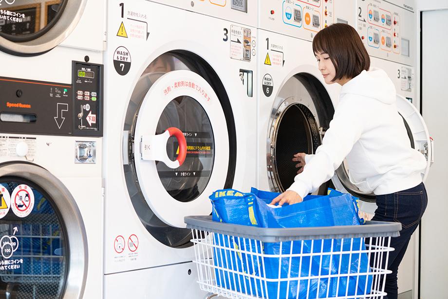カーテンを洗濯する際の注意点